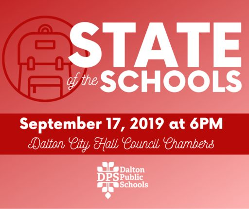 Dalton Superintendent to Hold State of the Schools