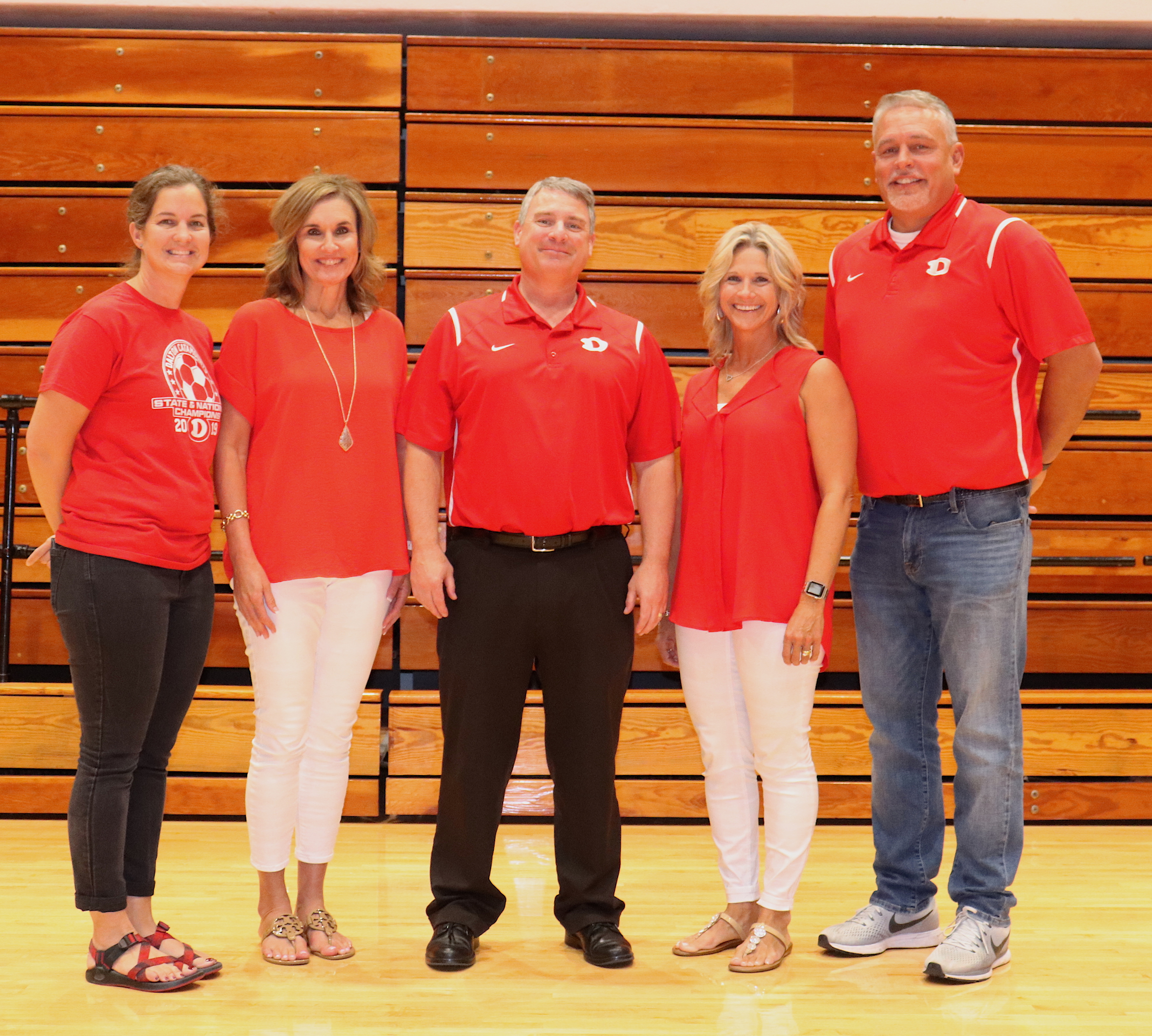 Dalton High Administration