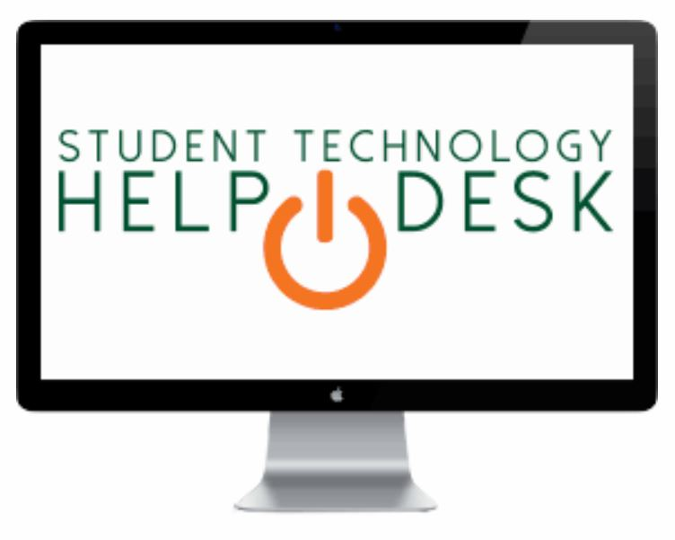 Student Technology Help Desk