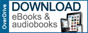 Overdrive e-books logo