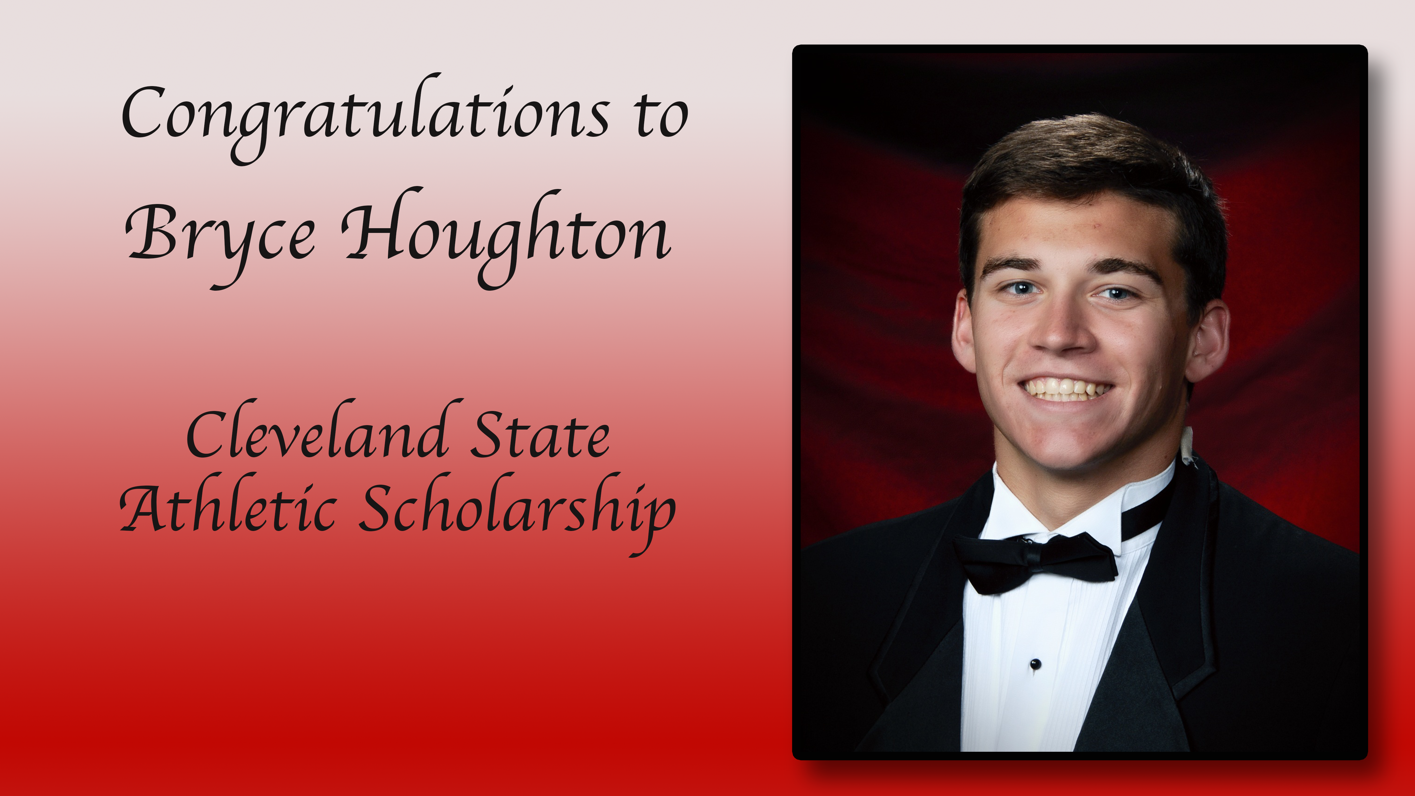 Bryce Houghton Scholarship